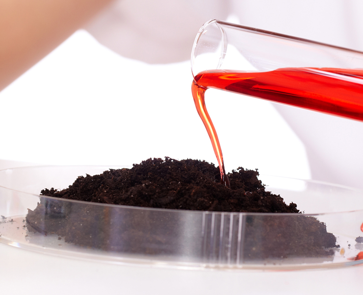 Loss On Ignition : Fast tracked waste classification testing service for soil