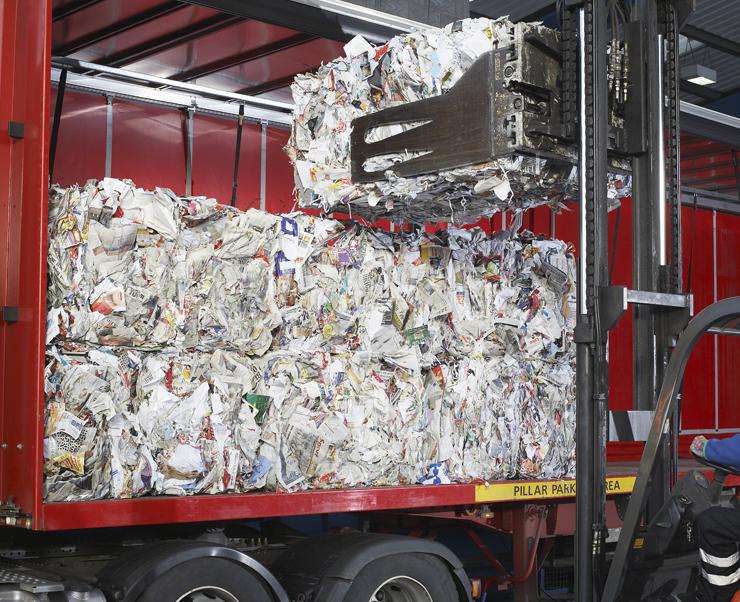 dispose of confidential waste