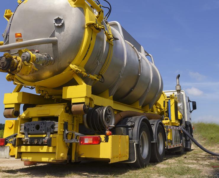 sludge waste removal