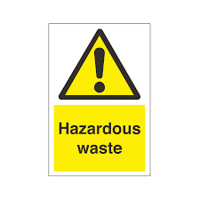 Hazardous Waste Registration Changes